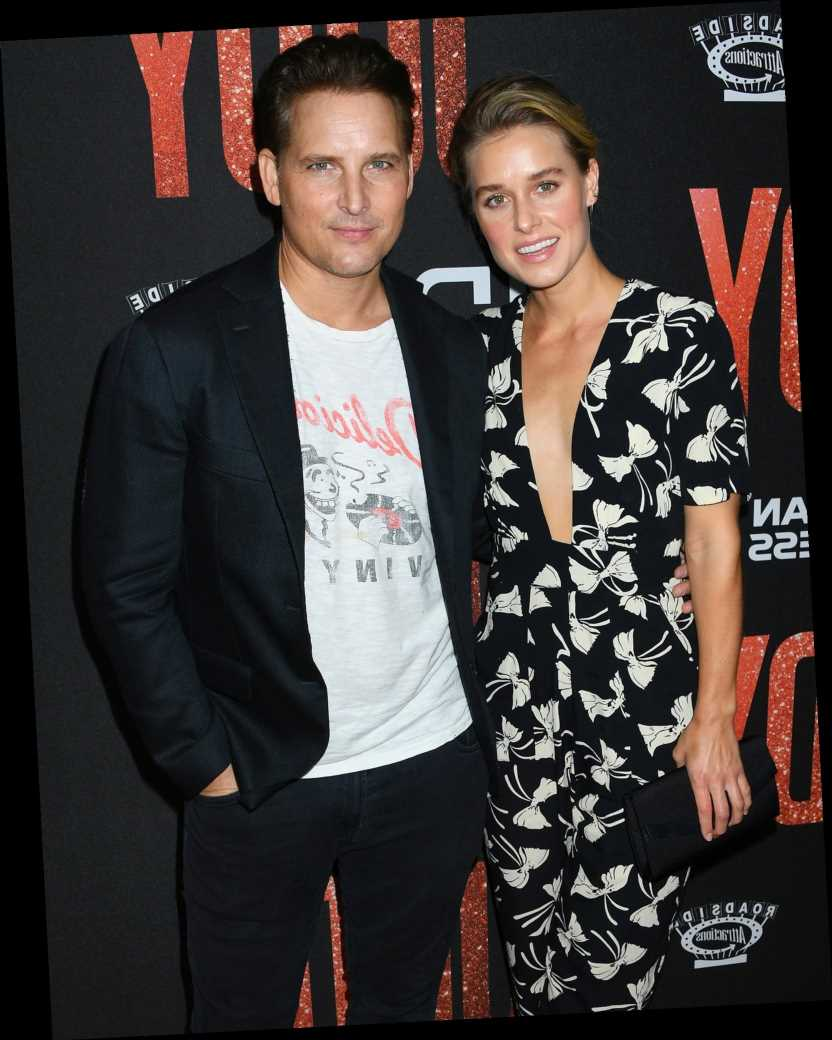 When Peter Facinelli Plans to Wed Fiancée Lily Anne Harrison — and His Ideal Location