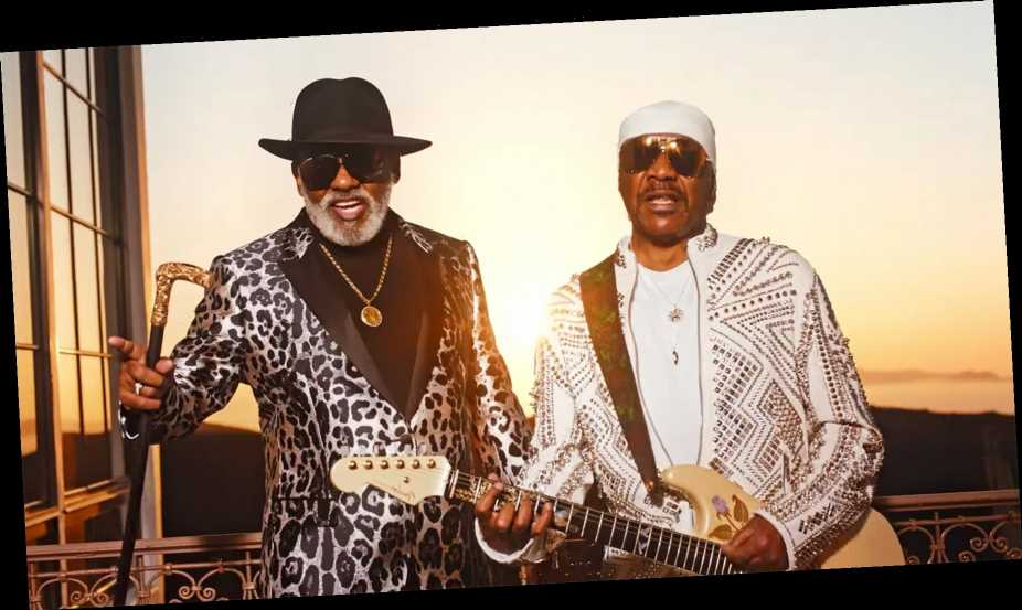 Isley Brothers Drop New Song With Snoop Dogg 'Friends and Family'