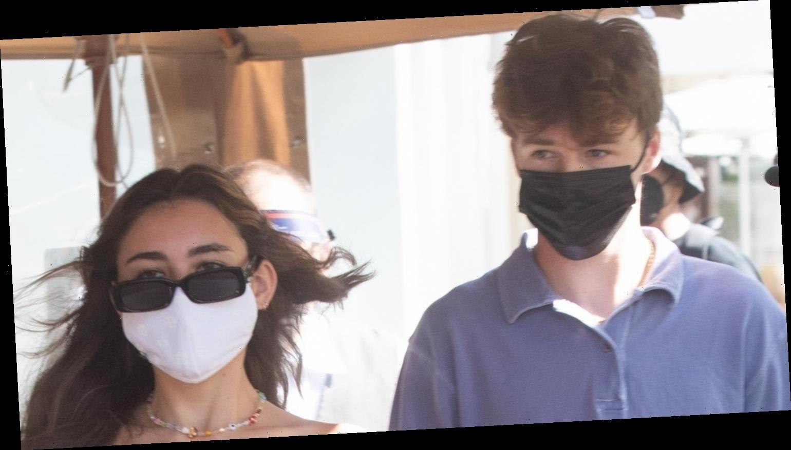 Madison Beer & Nick Austin Step Out For Lunch Date – See the New Photos!