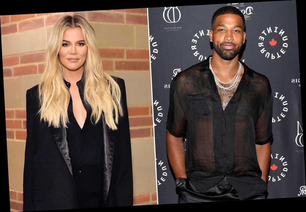 Khloé Kardashian feeds Tristan Thompson engagement rumors with new ring photo