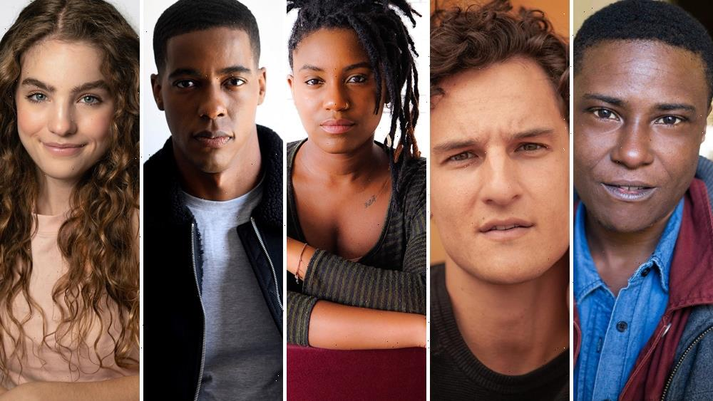 '4400': TL Thompson, Cory Jeacoma, Ireon Roach, Derrick A. King, Autumn Best Join the CW Series Reboot