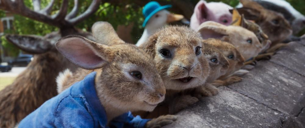 'Peter Rabbit 2: The Runaway' Moves Up Another Week, Will  – Updated
