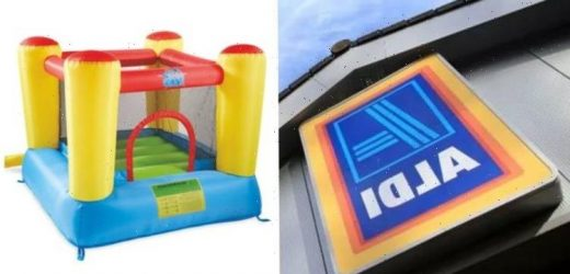 Aldi launches limited edition Specialbuys today – but you must be quick