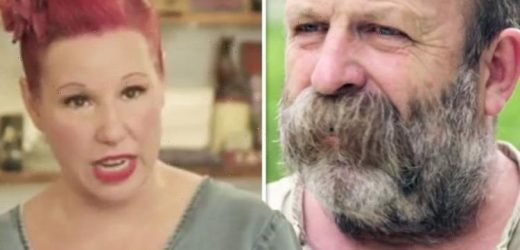 Angel Adoree opens up on 'heated discussions' with Dick Strawbridge over Chateau venture