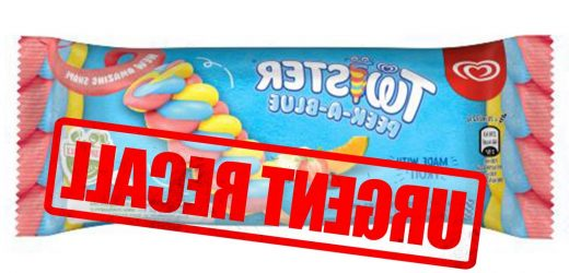 Asda, Sainsbury's and Tesco recall Wall's ice lollies over possible 'health risk'