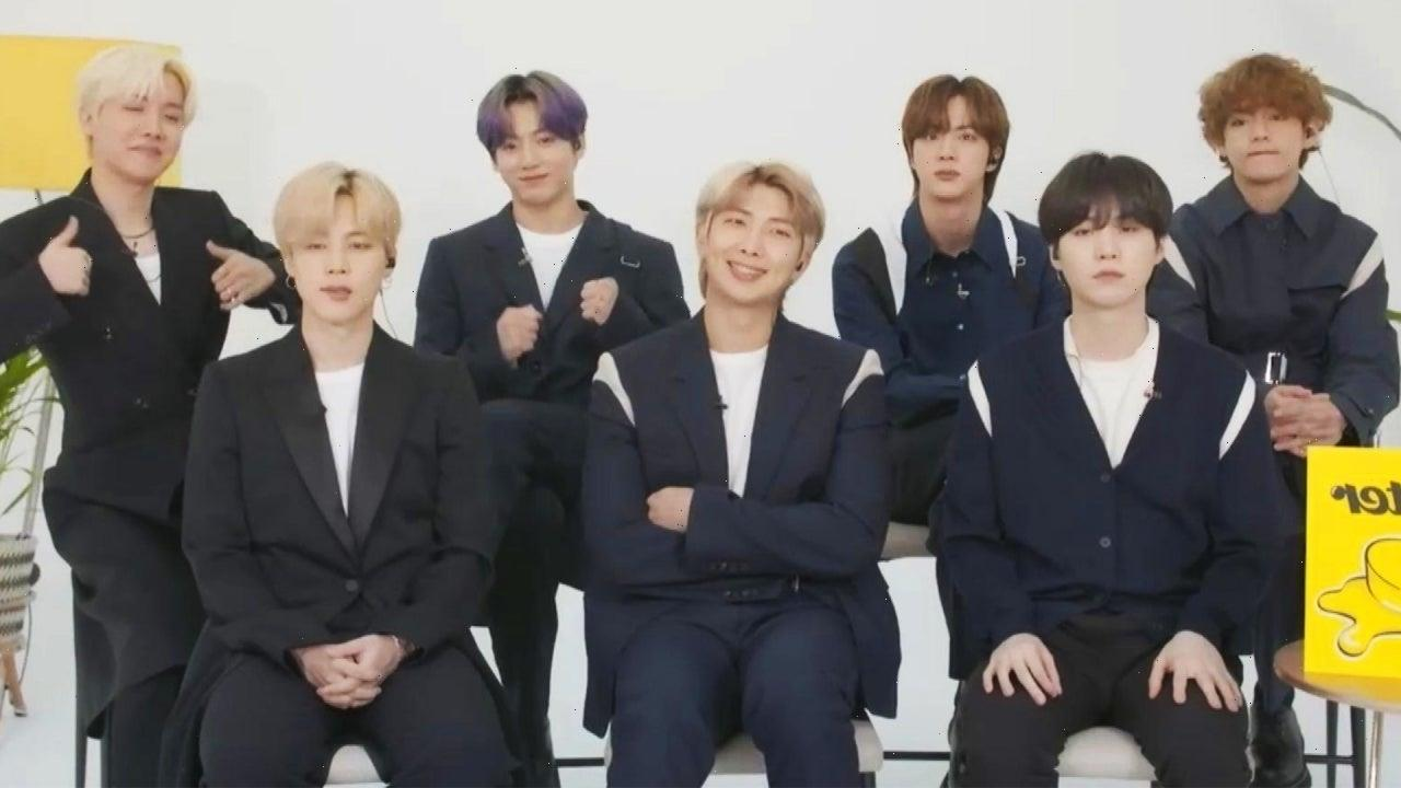 BTS on Working Hard to 'Have Our Voice Heard' in Support of AAPI Fans