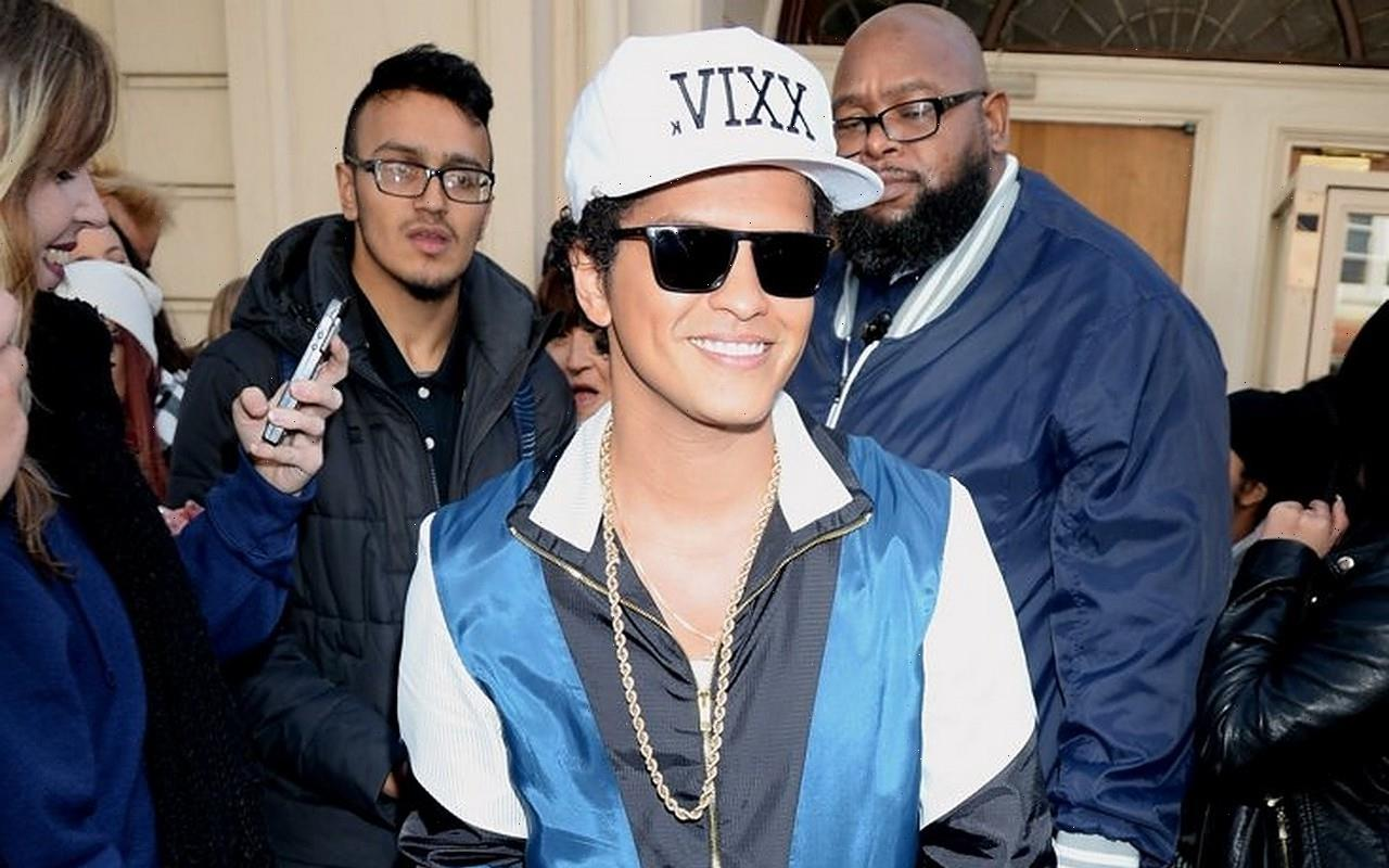 Bruno Mars Makes History as First Artist to Score 5 Diamond Certifications From RIAA