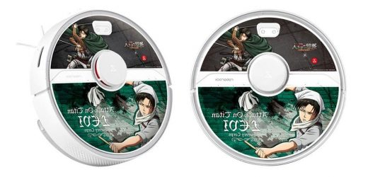 Captain Levi from 'Attack On Titan' Will Now Command Your Roborock S6 Robot Vacuum