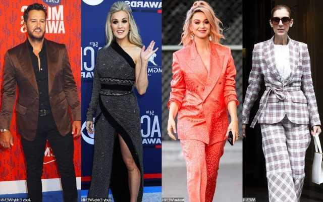 Celine Dion, Katy Perry, Carrie Underwood, Luke Bryan Booked for Las Vegas Residencies
