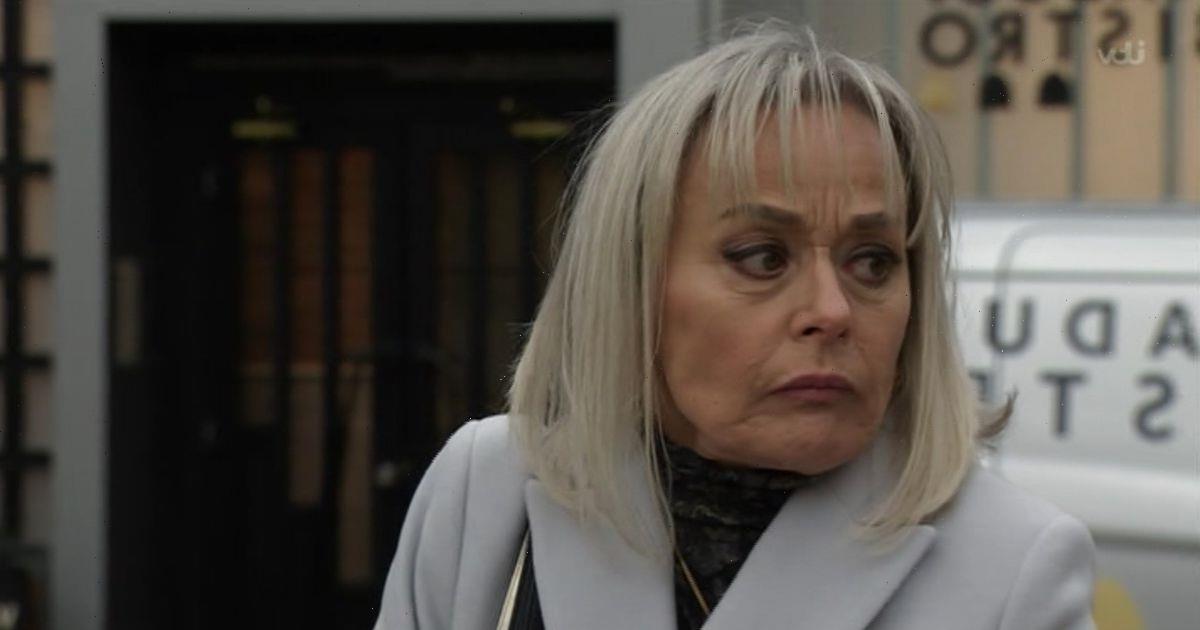 Coronation Street spoilers: Jenny uncovers Sharon's secret as she plans escape