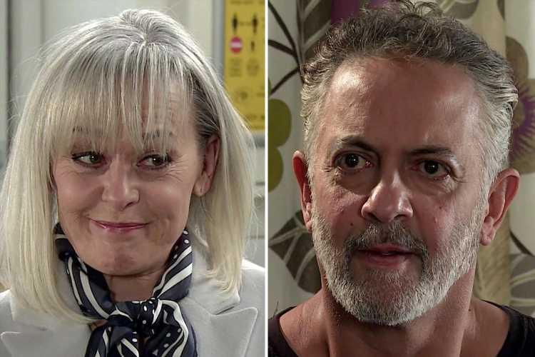 Coronation Street's Sharon Bentley lands herself in nightmare Dev Alahan trap after botched seduction