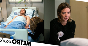 Corrie's Sally Carman has found it difficult to lose Harry after Seb's death