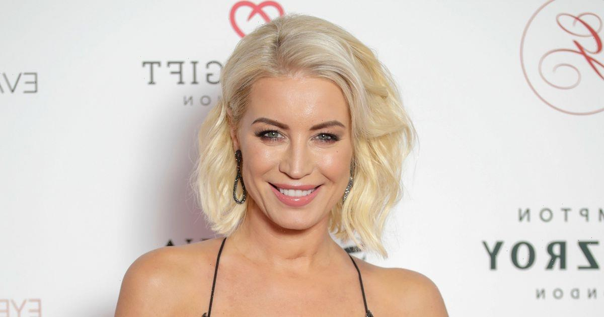 Denise Van Outen vows to tone down sexy stage costumes after racy Cabaret show