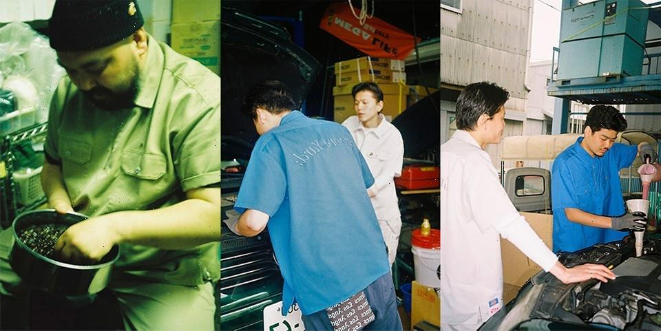Dickies and CarService Tap QUINTET for Half-Zip Work Shirts