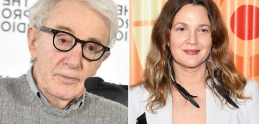 Drew Barrymore regrets working with Woody Allen, praises Dylan Farrow for speaking out