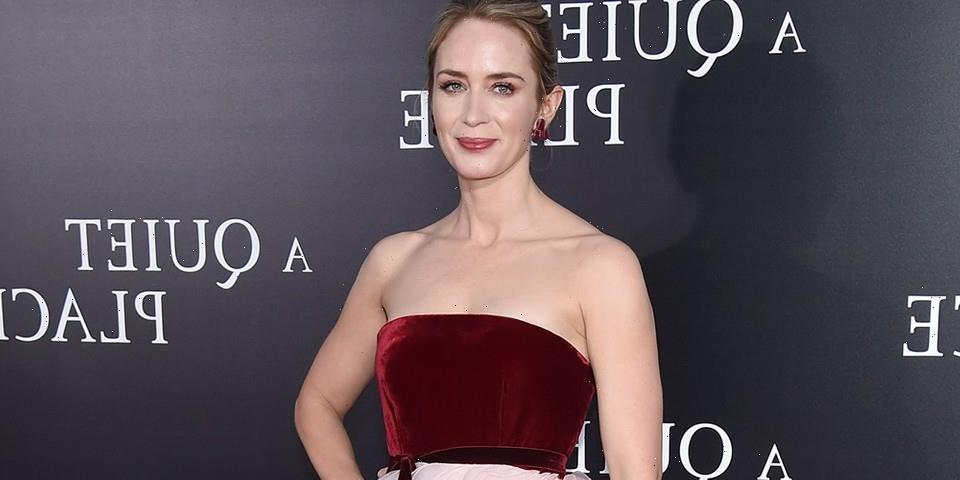 Emily Blunt Reveals 'A Quiet Place' Could Become a Trilogy