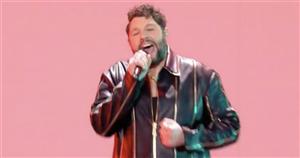 Eurovision 2021 UK act James Newman comes last place despite 'epic performance'