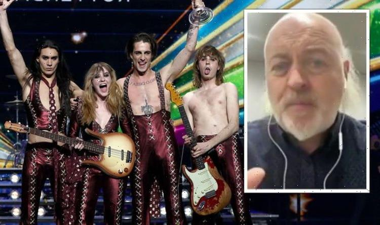 Eurovision farce! Bill Bailey exposes Italy for MIMING as he reveals little-known rule