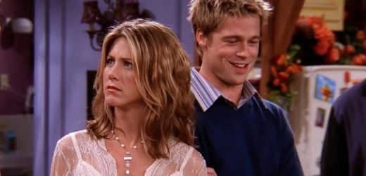 'Friends' Reunion: Jennifer Aniston Remembers Brad Pitt's Cameo