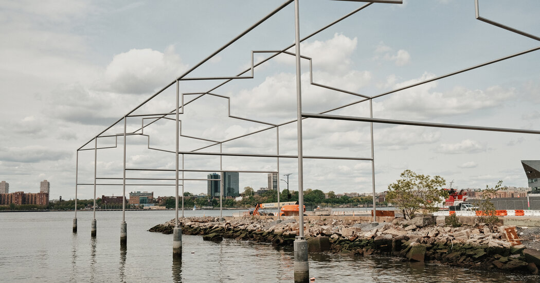 From David Hammons, a Tribute to Pier 52 and Lastingness