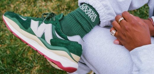 From South Central With Love: The Story Behind Bricks & Wood's New Balance 57/40 Collaboration