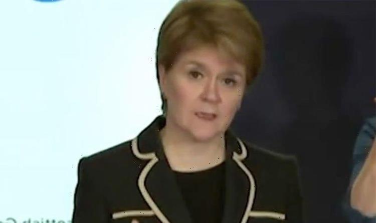 Fury at Sturgeon's 'nationalist nonsense' on variants 'Abroad = virtuous, English = bad'