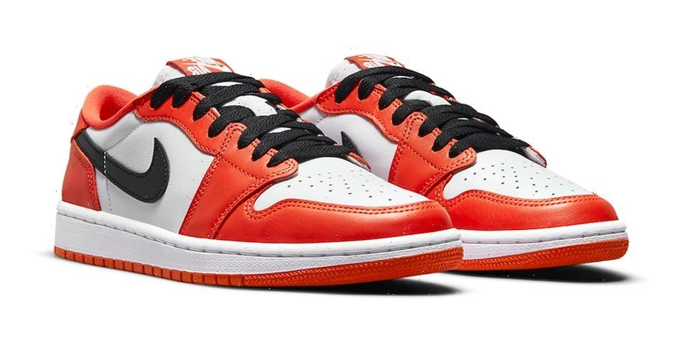 """Here's an Official Look at the Air Jordan 1 Low OG """"Shattered Backboard"""""""