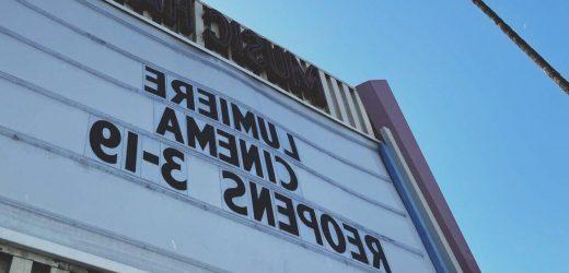 How One LA Arthouse Theater (Barely) Escaped the Cinerama Dome's Fate