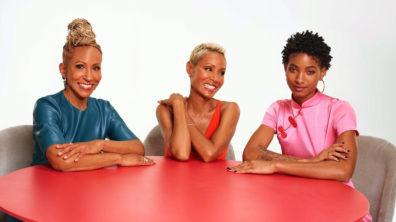 Jada Pinkett Smith Agrees to Matching Tattoos With Willow and Gammy