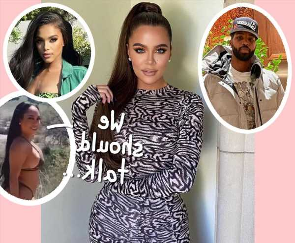 Khloé Kardashian Receives WILD Cheating Allegation About Tristan Thompson: 'Remember You Said True Needs More Siblings'