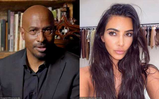 Kim Kardashian Would Be An Unbelievable Attorney, Van Jones Raves