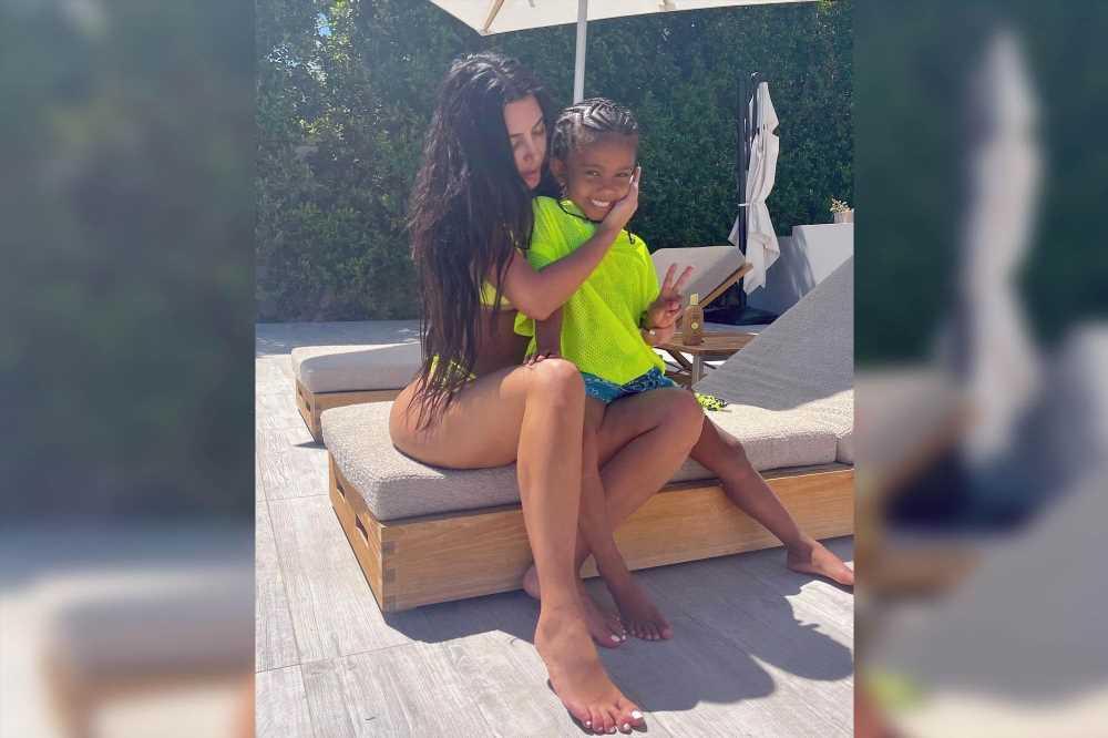 Kim Kardashian reveals son Saint, 5, had COVID-19