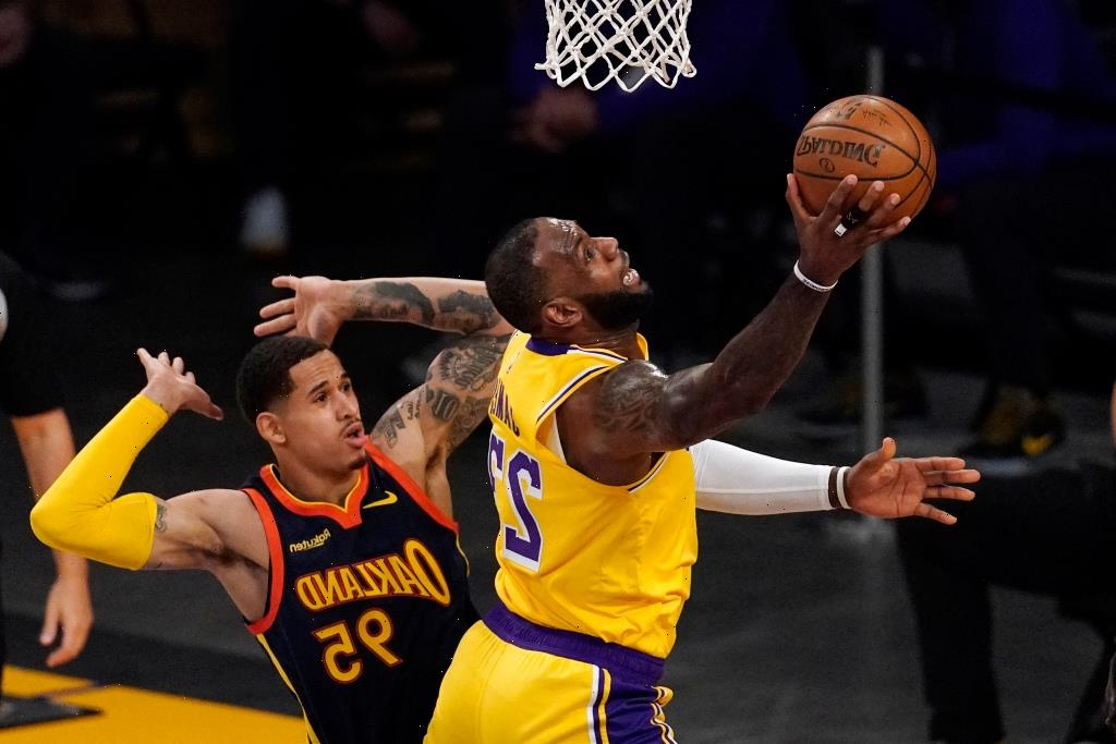 Lakers-Warriors Play-In Showdown Most-Watched NBA Game On ESPN Since 2019