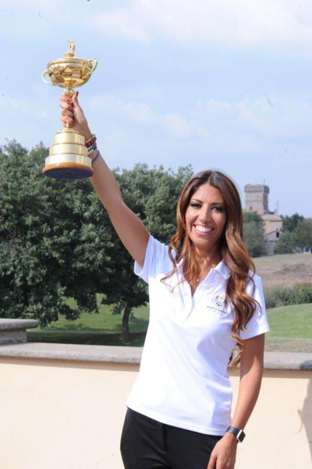 Lavinia Biagiotti on Nature Ruling, Sustainability at the Ryder Cup