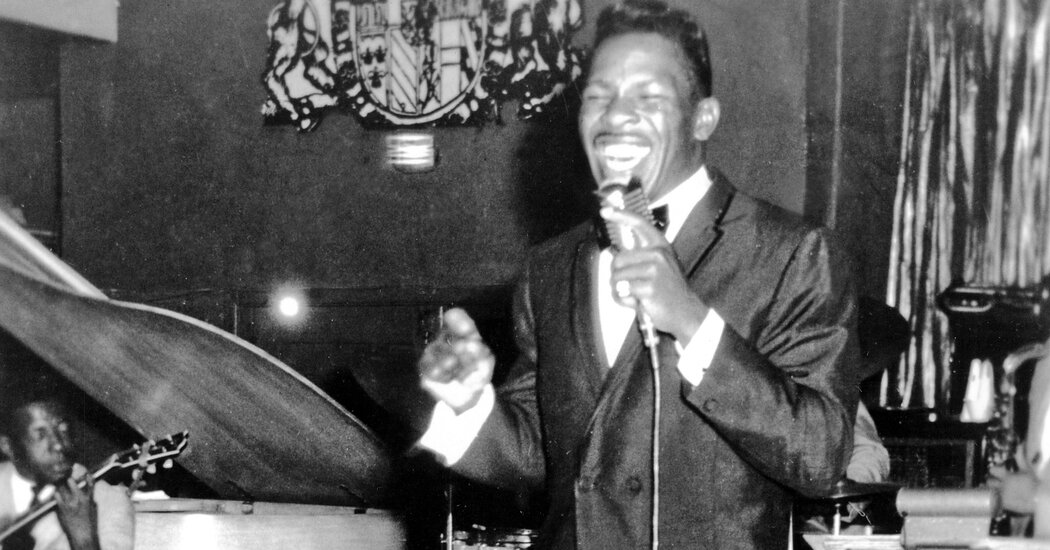 Lloyd Price, 'Personality' Hitmaker, Is Dead at 88