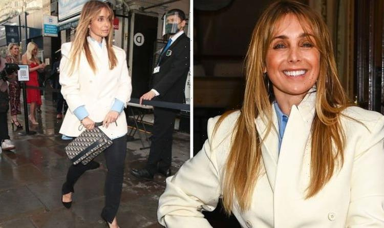 Louise Redknapp inundated with compliments over stunning snaps at Drag Queens of Pop show