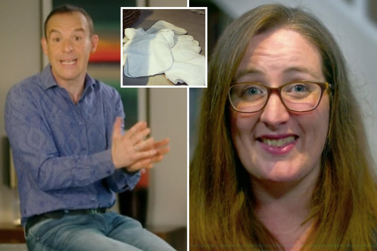 Martin Lewis: Extreme Savers viewers disgusted by woman's 'reusable' toilet paper hack