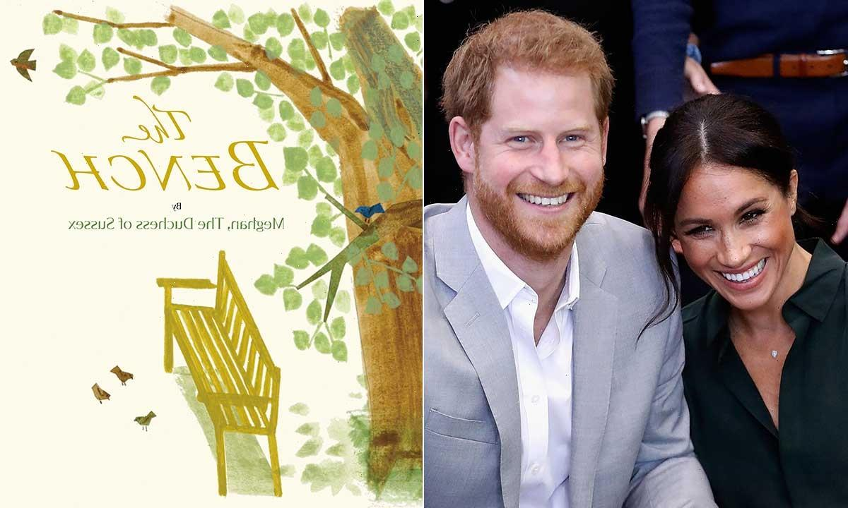 Meghan Markle makes sweet Prince Harry reference in new book – and it almost went unnoticed