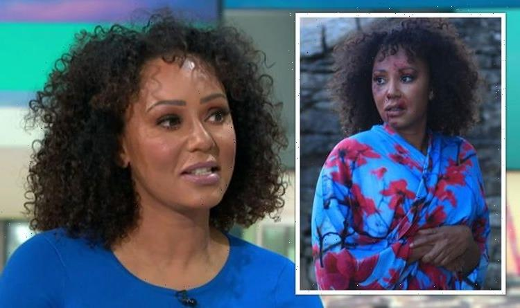 Mel B says 'only way out' of abusive relationship was to run: 'There's a lot of shame'