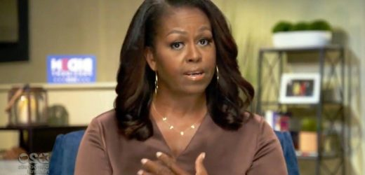 Michelle Obama calls for 'lasting change across the country' on the anniversary of George Floyd's death