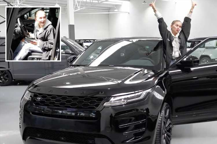 Molly-Mae Hague buys epic new Range Rover – before even passing her driving test