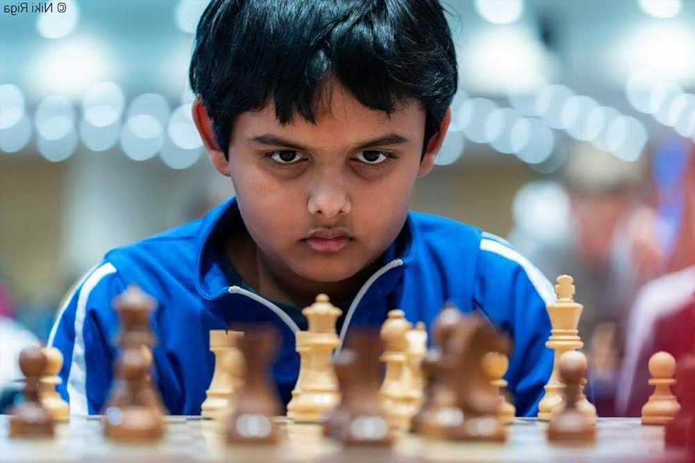 NJ child phenom goes for youngest chess grandmaster at age 12