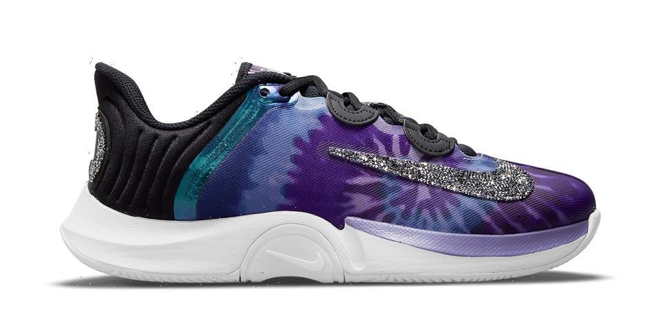 Naomi Osaka's Nike Air Zoom GP Turbo Features a Swarovski Crystal Swoosh