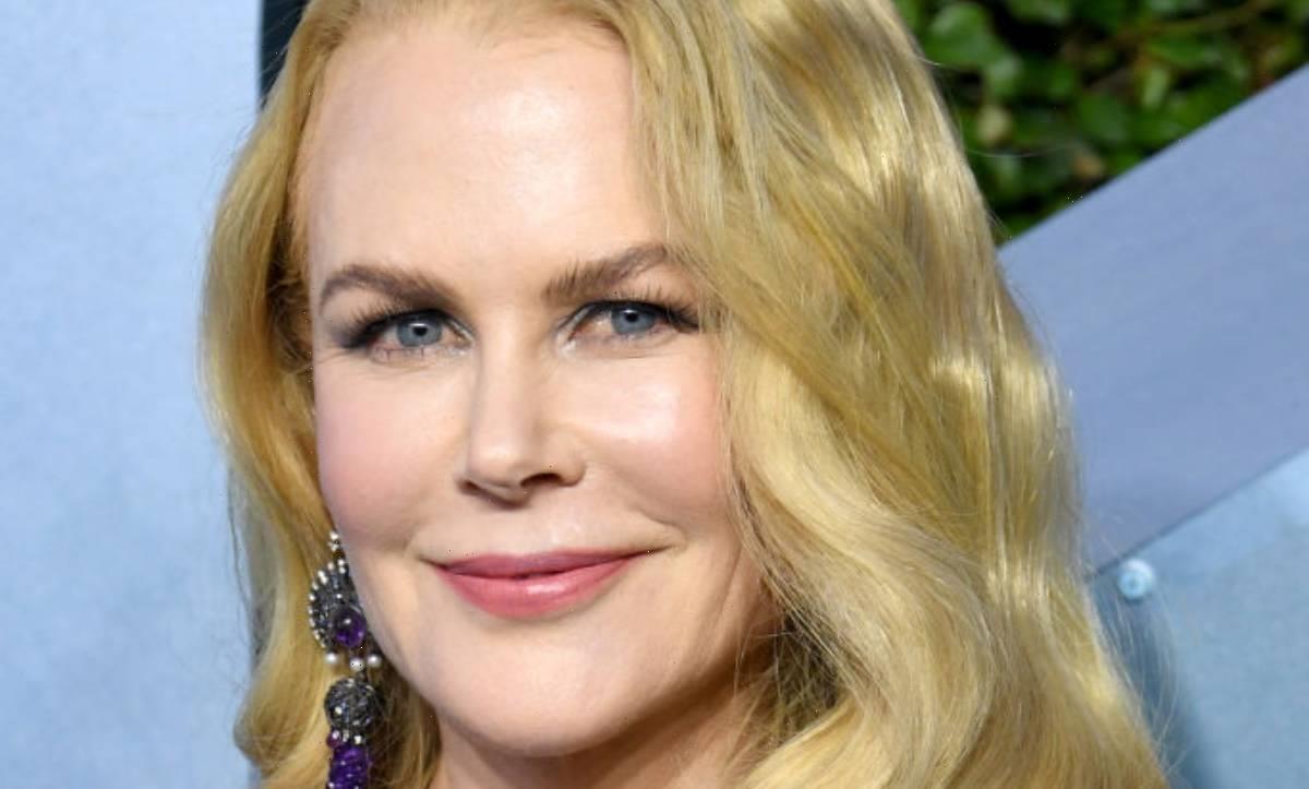 Nicole Kidman displays huge scar in trailer for Nine Perfect Strangers