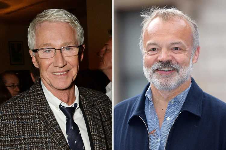 Paul O'Grady lands 'dirty' Saturday night chat show as he takes swipe at 'boring' Graham Norton