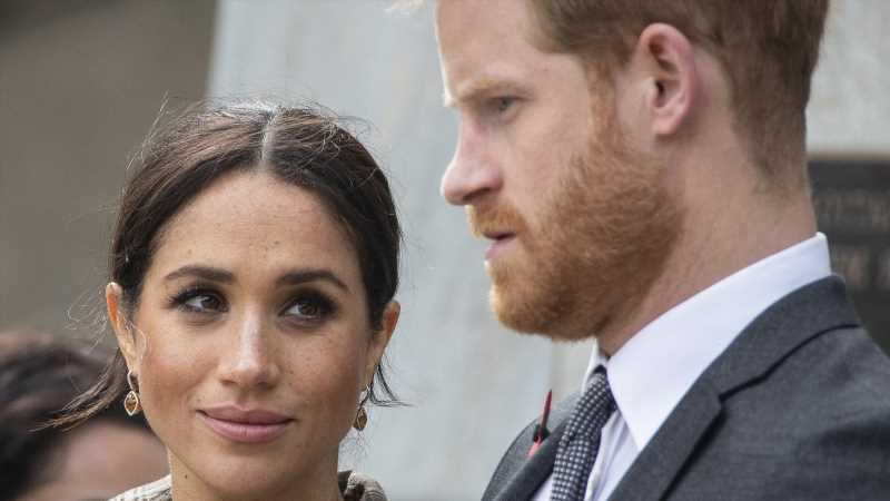 Prince Harry Speaks Out About How Meghan Markle Revealed She Was Suicidal