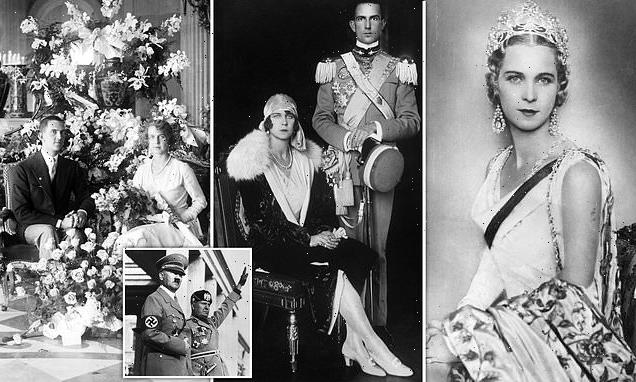 Remarkable story of Italy's last Queen who plotted against Mussolini