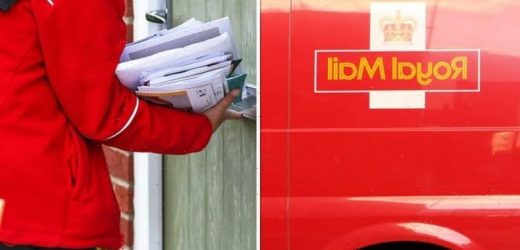 Royal Mail delivery 'disruptions are likely' in the UK – new postcodes affected