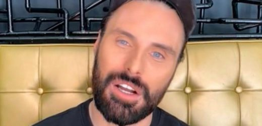 Rylan Clark-Neal drops out of Eurovision semi-final presenting job after illness