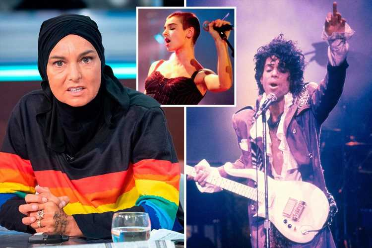 Sinead O'Connor calls Prince a 'violent abuser of women' saying he assaulted her at his Hollywood mansion 30 years ago